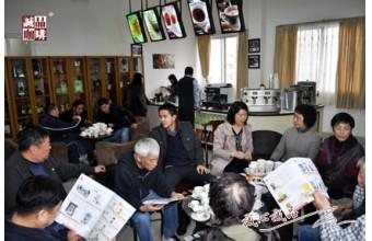 新会区政协领导们访问诚品工厂