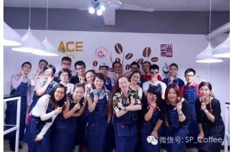COE Cupper Camp China 亚洲首站 完美结束